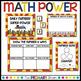 Superhero Calendar Set Including Weather, Seasons, Math Power and more!