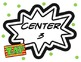 Super hero Center Signs