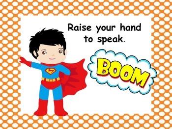 Superhero ClassRules