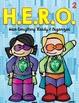 Classroom Content Binder (Superhero Edition)