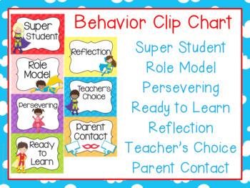 Superhero Classroom Decor & Organization Bundle