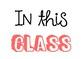 Superhero Classroom Display Poster