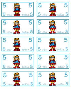 Superhero Classroom Economy: Jobs, Bucks (Label Your Money) & Rewards System