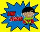 Superhero Classroom Jobs (Super Hero Theme)
