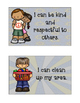 """Superhero Classroom Rules in """"I Can"""" Statements"""