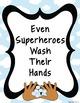 Superhero Classroom Posters FREEBIE