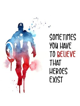Superhero Classroom Quotes