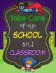 Superhero Classroom Rules Posters, Editable