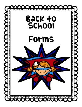 Superhero Classroom Sign In Sheets