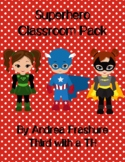 Superhero Classroom Variety Packet #dollardeal