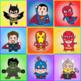 Superhero (Clip Art)