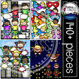 Superhero Clipart MEGA Bundle