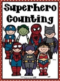 Superhero Counting-Numbers 1-20