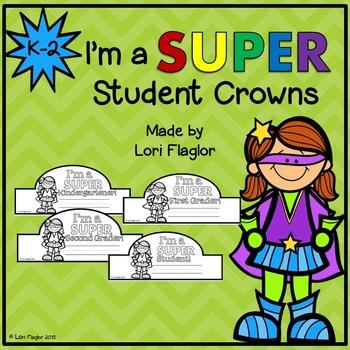 Superhero Crowns