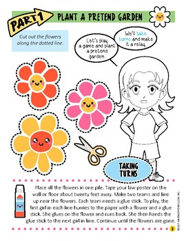 Superhero Daisy Flower Garden Journey in a Day Download