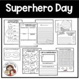 Superhero Day at School Activities