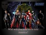 Superhero Debate Presentation