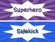 Superhero Decor: Behavior Clip Chart for Classroom Management
