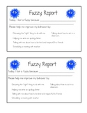 Fuzzy Report - Communication for Parents