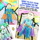 Superhero Directed Drawing and Writing!  For kids, mom, da