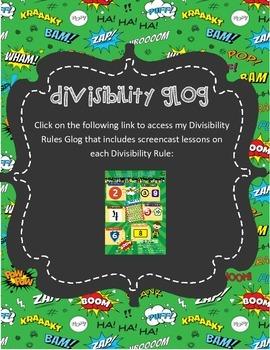 Superhero Divisibility Rules