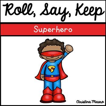 Superhero Dolch Games