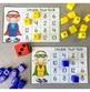 Superhero Activities: Doubles Facts, Adding Doubles Activities