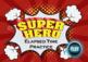 Superhero Elapsed Time Jeopardy!