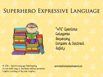 Superhero Expressive Language