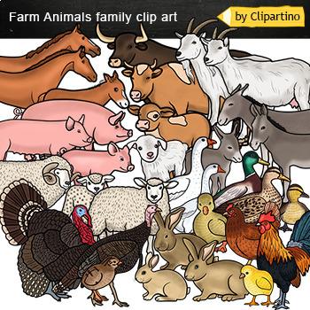 Superhero Family Clipart