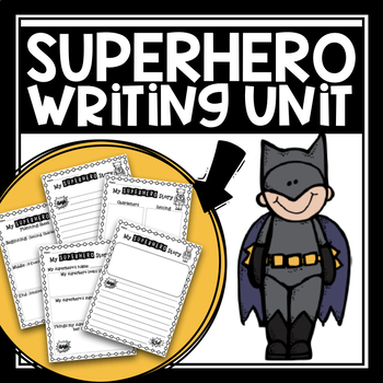 Superhero Fantasy Writing