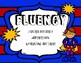 Superhero Fluency Definition Poster