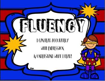 Superhero Fluency Pack