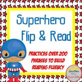 Superhero Fluency Phrases