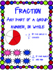 Superhero Fraction Anchor Charts