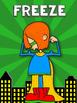Brain Break - Superhero Freeze Dance