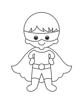 Superhero Graphics - Sample Pack