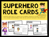 Superhero Group Roles