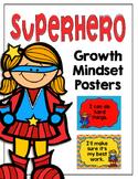 Superhero Growth Mindset