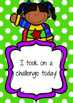 Superhero Growth Mindset Poster & Brag Tags Bundle