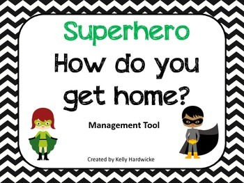 Superhero- How Do You Get Home?