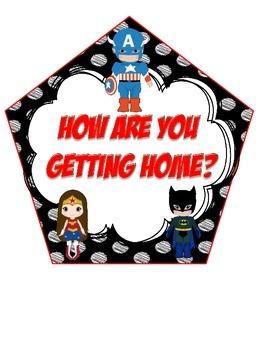 Superhero: How Do/Will We Go Home