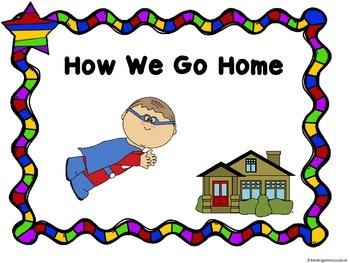Superhero How We Go Home Clip Chart
