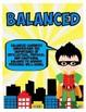 Superhero IB PYP Learner Profile Posters