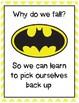 Superhero Inspiration Quote Posters