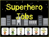 Superhero Jobs