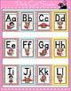 Alphabet Posters Superhero Theme