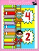 Superhero Theme Accelerated Reader (AR) Clip Chart - Class