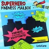 Superhero Kindness Bucket Filler Activity for Building Classroom Community