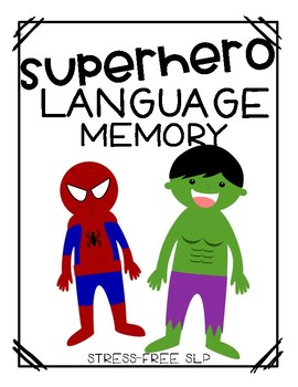 Superhero Language Memory